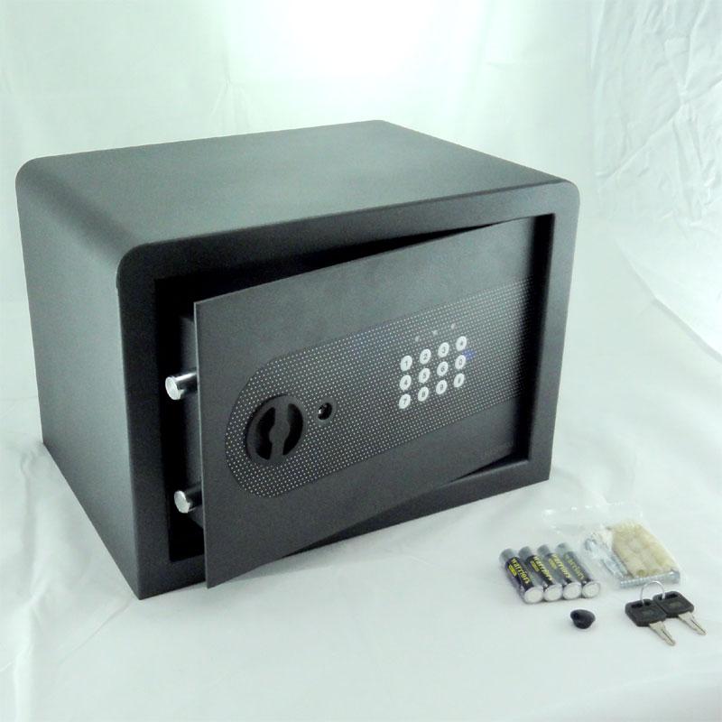 tresor safe m beltresor mit kreuzbart schl ssel l wurzel holz optik ebay. Black Bedroom Furniture Sets. Home Design Ideas