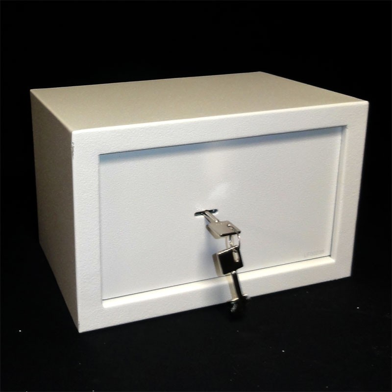 tr sor meuble coffre fort coffre env 12 l double des cl s. Black Bedroom Furniture Sets. Home Design Ideas