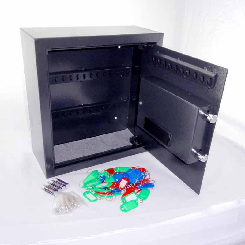 schl ssel tresor safe schl sseltresor schl sselsafe ebay. Black Bedroom Furniture Sets. Home Design Ideas